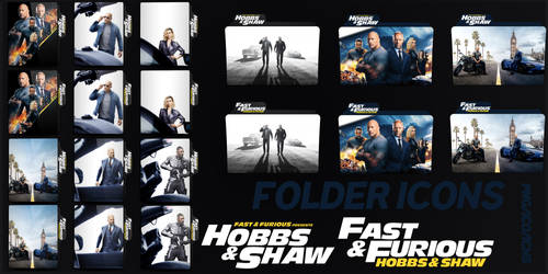 Fast and Furious: Hobbs and Shaw (2019) Folders