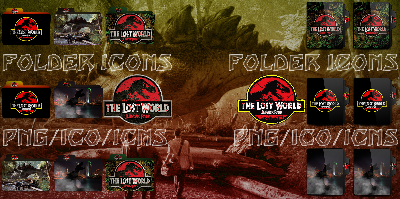 The Lost World Jurassic Park 1997 Folders By Chrisneville32 On Deviantart