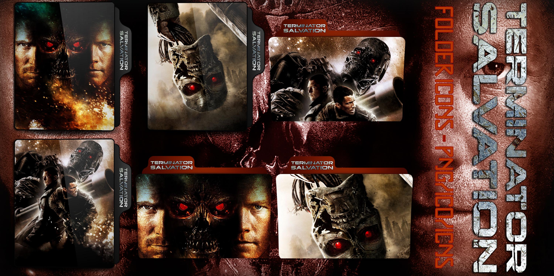 Terminator Salvation 2009 Folder Icons Pack By Chrisneville32 On Deviantart