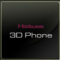 Hixitues concept Phone 3D