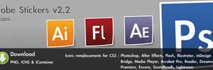 Adobe Stickers Icons V2.2
