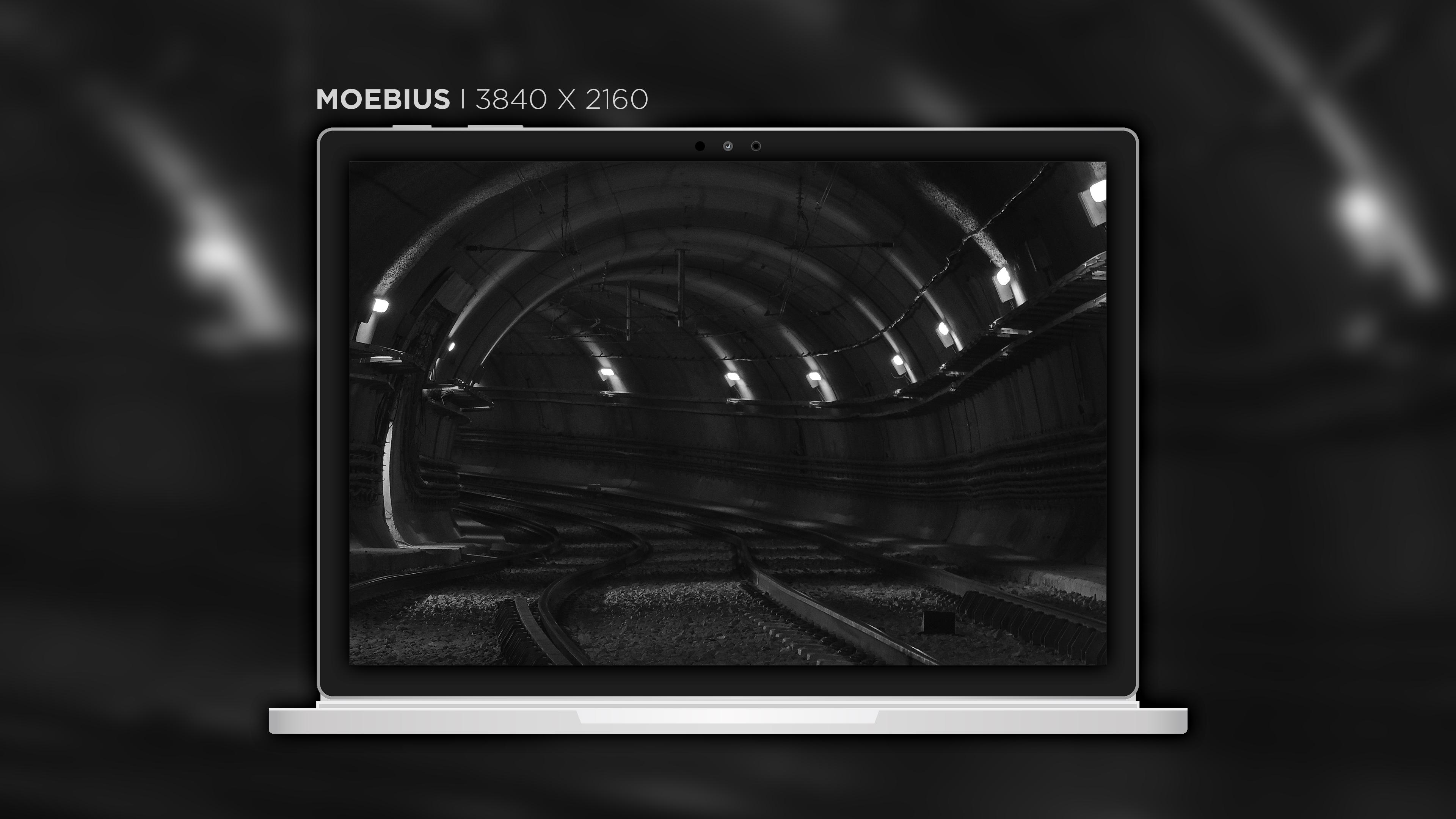 Moebius - 4K Wallpaper by MauroTch