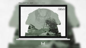 Fallout 4 - X01 - 4K Wallpaper