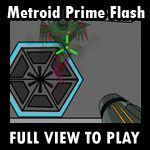 Metroid Prime: The Flash Game