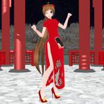 [MMD DL] TDA + WYKP China Dress Amy