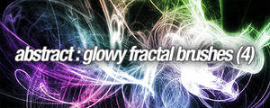 ABSTRACT: glowy fractal 4