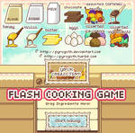 Dessert Maker - flash game v1.4 (22 recipes) by pyrogoth