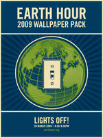 Earth Hour 2009 by shanahben