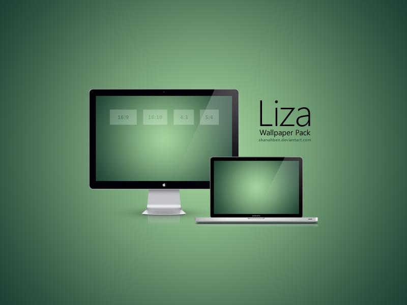 Liza - Wallpaper Pack by shanahben