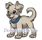 Free puppy base