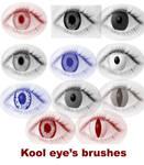 kool eyes brushes