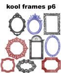 Kool ornamental frames p VI