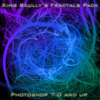King Skully's Fractals Pack by Kingskully