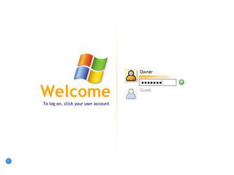 Windows Whistler Logon UPDATE by hurting101