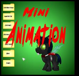 Mini Transformation Animation