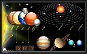 Solar System HU