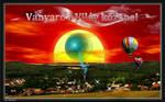 Vanyarc the center of the world