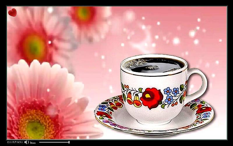 Good Morning! Coffee!