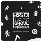 FONT PACK 16: HALLOWEEN SPECIAL