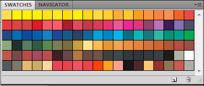 Adobe Swatches - Artists' Pigments by overdebated