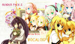 Render Pack 2 Vocaloid