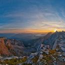360 Westliche Toerlspitze (Sunrise) by duckstance