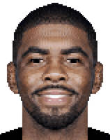 Kyrie Irving by seanhowellportraits