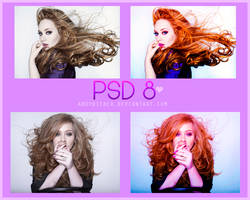 PSD 8. by AndyBieber