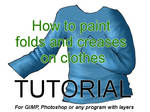 Tutorial: How to paint folds