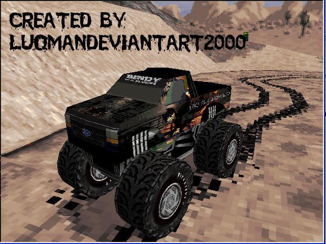 MTM1: The Ink Machine by Luqmandeviantart2000