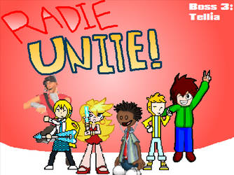 Radie Unite! Boss 3 by Luqmandeviantart2000