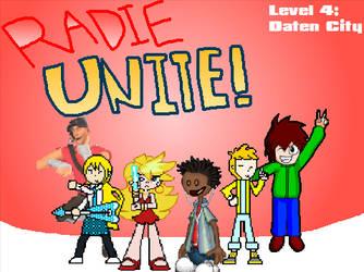 Radie Unite! Level 4 by Luqmandeviantart2000