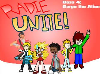 Radie Unite! Boss 4 by Luqmandeviantart2000