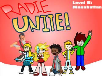 Radie Unite! Level 5 by Luqmandeviantart2000