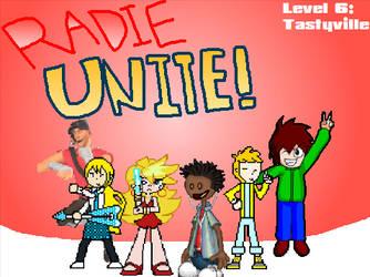 Radie Unite! Level 6 by Luqmandeviantart2000