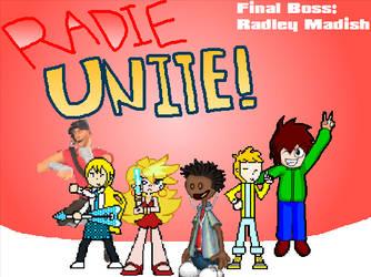Radie Unite! Final Boss by Luqmandeviantart2000