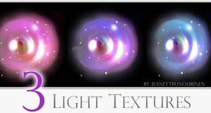 3 Light Photoshop Textures
