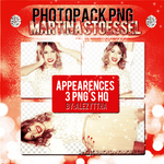 Martina Stoessel#1 - Pack PNG
