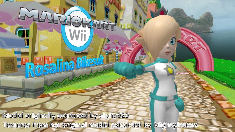 Mario Kart Wii Peach Bike 51372 Enginelab