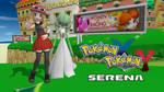 Pokemon X and Y - Serena