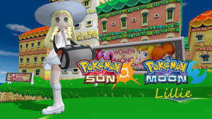 Pokemon Sun and Moon - Lillie by FatalitySonic2