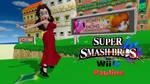 Super Smash Bros 4 - Pauline