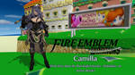 Fire Emblem Warriors - Camilla (updated)