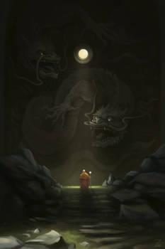 (GIF) Dragon Waker