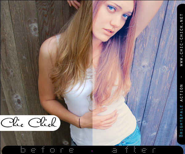 Bright and pale by Chic-Chick