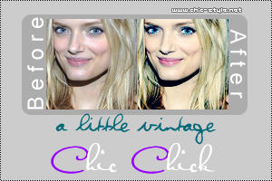 A lil vintage Action by Chic-Chick