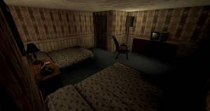 XNA Motel Room