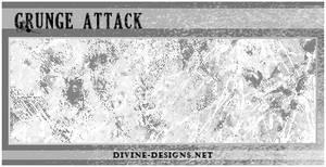 Grunge Attack by TehAngelsCry