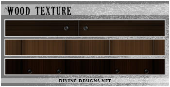Wood Texture Pattern by TehAngelsCry