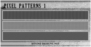 Pixel Patterns 1